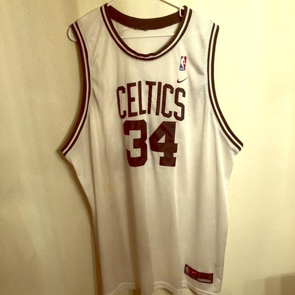 Nike Other Paul Piece Boston Celtics Original Jersey Poshmark